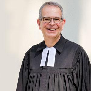 evangelischer Pfarrer Swen Schönheit